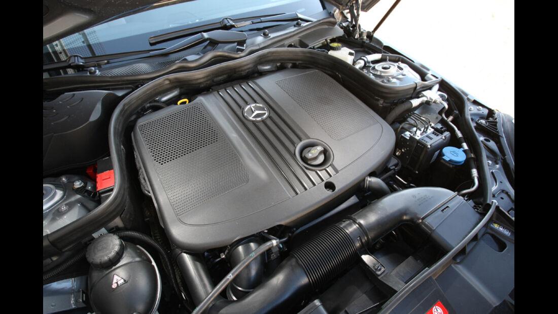Mercedes E 220 CDI, Motor