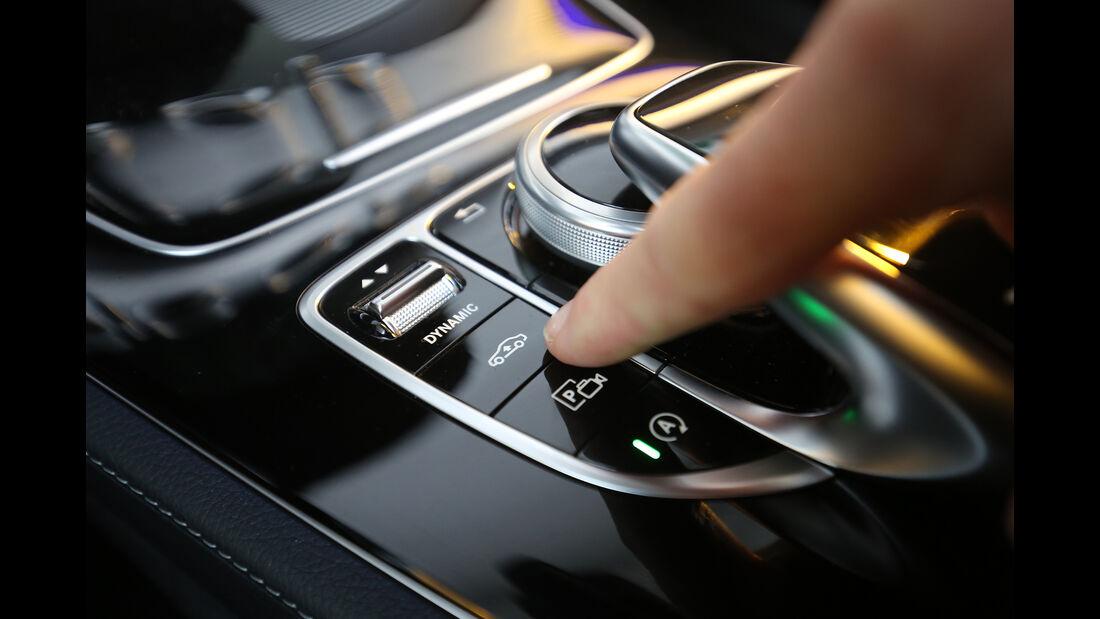 Mercedes E 220 d All-Terrain 4Matic, Interieur