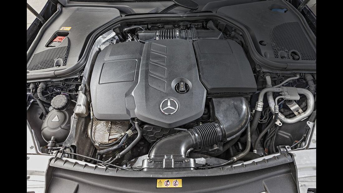 Mercedes E 220 d, Motor