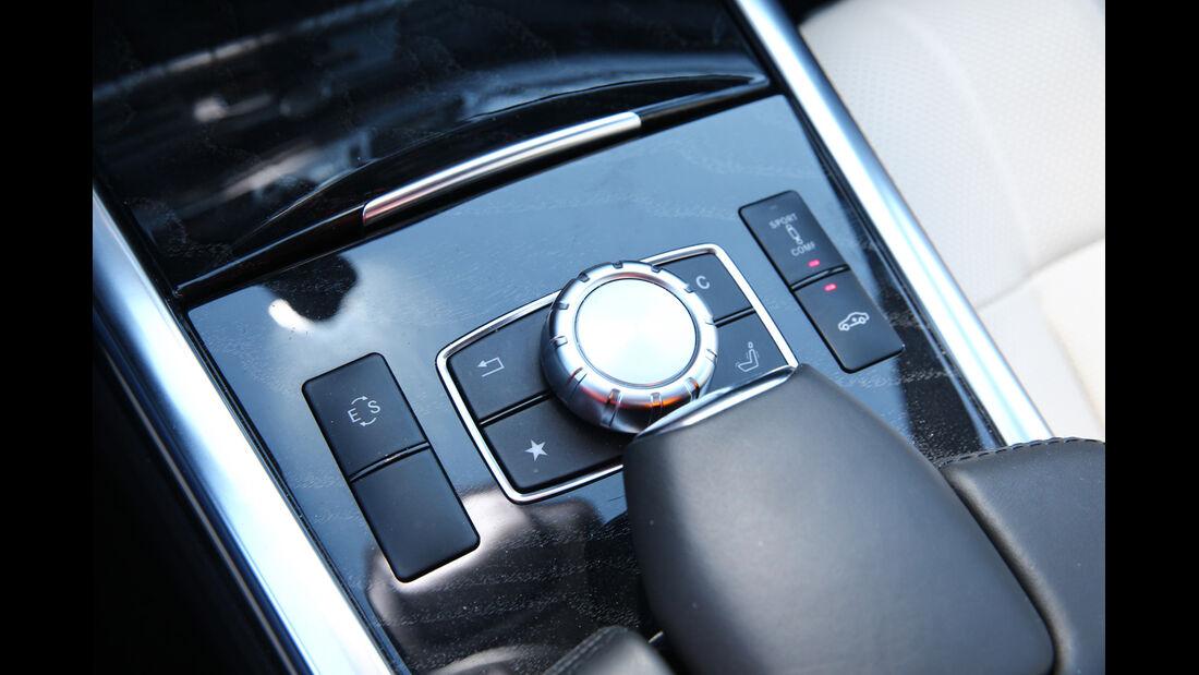 Mercedes E 250 CDI T 4matic, Bedienelement