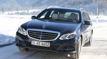 Mercedes E 250 CDI T 4matic, Frontansicht
