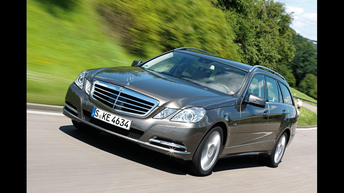Mercedes E 250 CDI T, Frontansicht