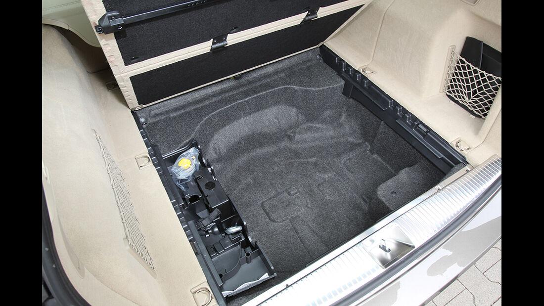 Mercedes E 250 CDI T, Kofferraum