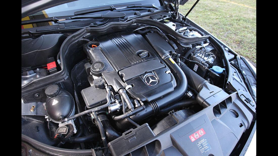 Mercedes E 250 CGI Coupé