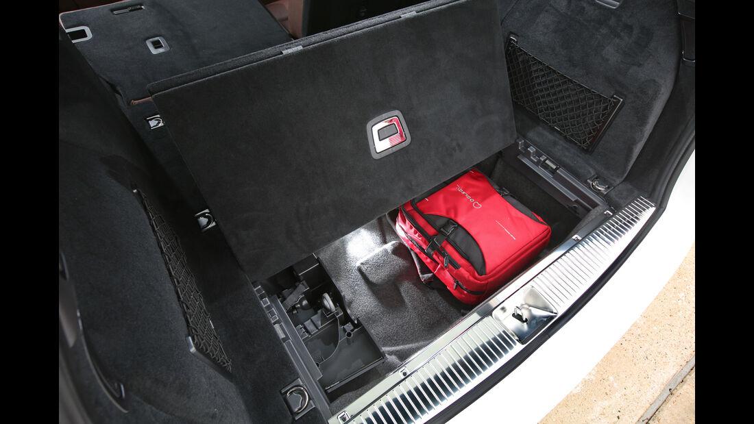 Mercedes E 250 T Elegance, Kofferraum
