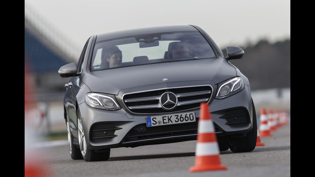Mercedes E 300 AMG Line, Exterieur
