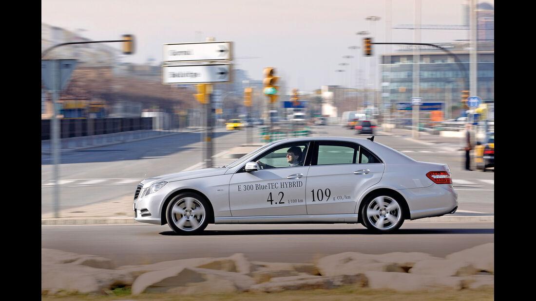 Mercedes E 300 Bluetec Hybrid