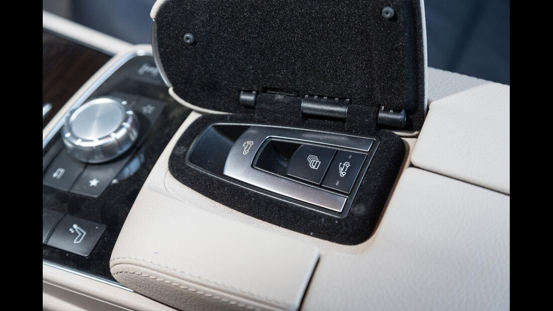 Mercedes E 300 Cabrio, Bedienelement