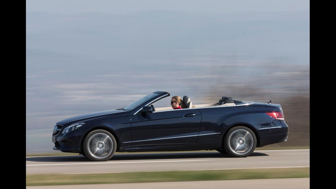 Mercedes E 300 Cabrio, Seitenansicht