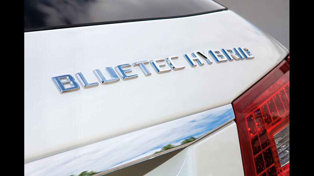 Mercedes E 300 T Bluetec Hybrid, Typenbezeichnung