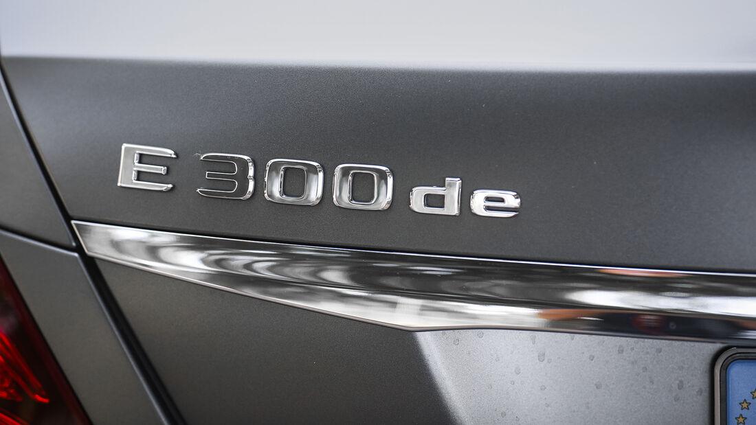 Mercedes E 300 de, Exterieur