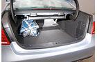 Mercedes E 350 Bluetec, Kofferraum