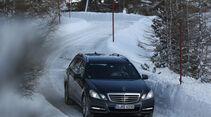 Mercedes E 350 Bluetec T-Modell, Frontansicht