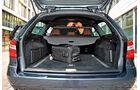 Mercedes E 350 Bluetec T-Modell, Kofferraum