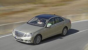 Mercedes, E 350, Bluetec