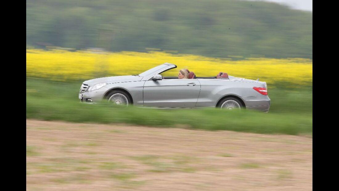 Mercedes E 350 CGI Cabrio