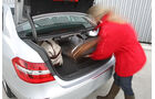 Mercedes E 350 CGI Kofferraum