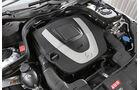 Mercedes E 350 CGI V6 Motor