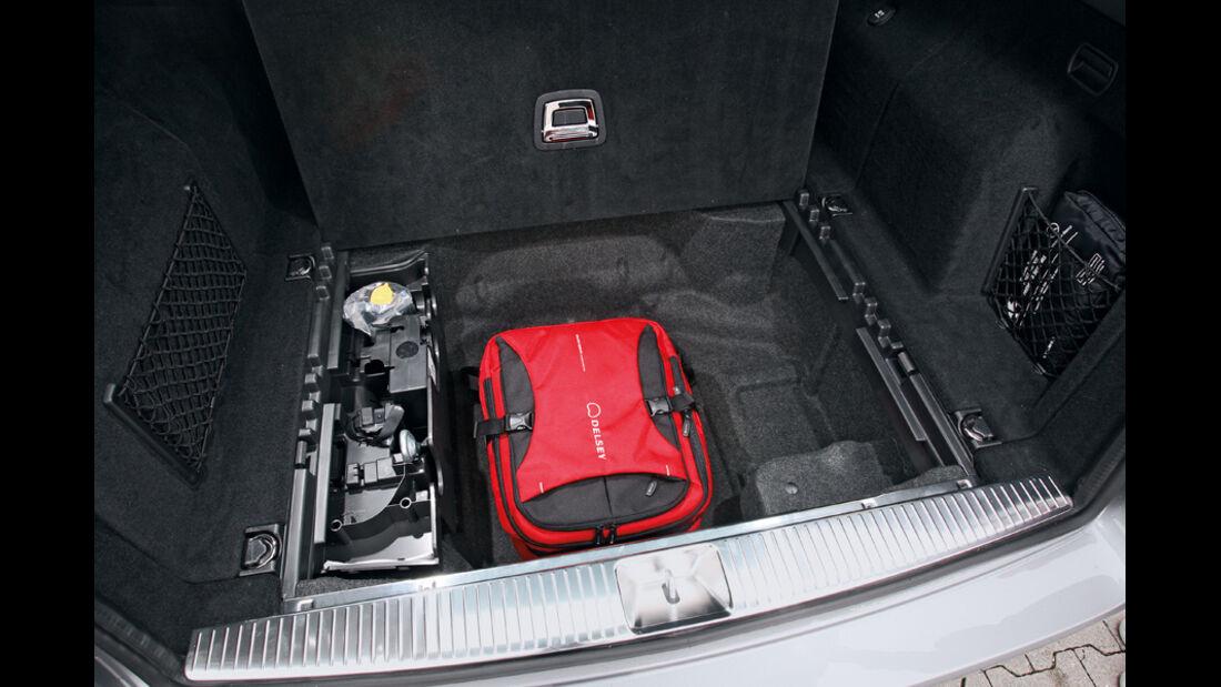 Mercedes E 350 T, Ladefläche