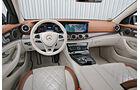 Mercedes E 350 d T Interieur