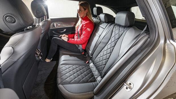 Mercedes E 350 d T-Modell, Interieur