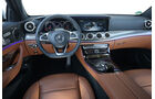 Mercedes E 350 e Avantgarde, Interieur