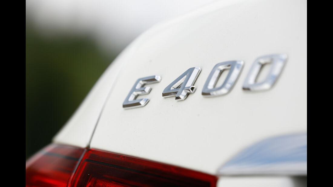 Mercedes E 400 Cabrio, Typenbezeichnung