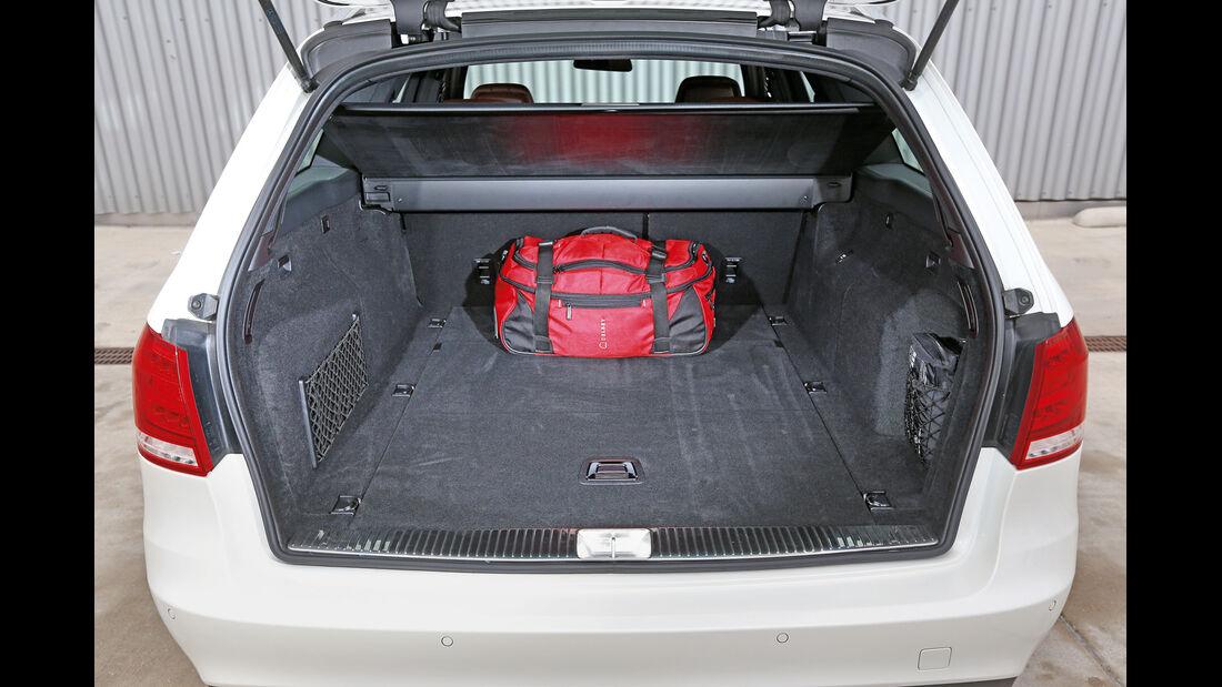 Mercedes E 400 T 4Matic, Kofferraum