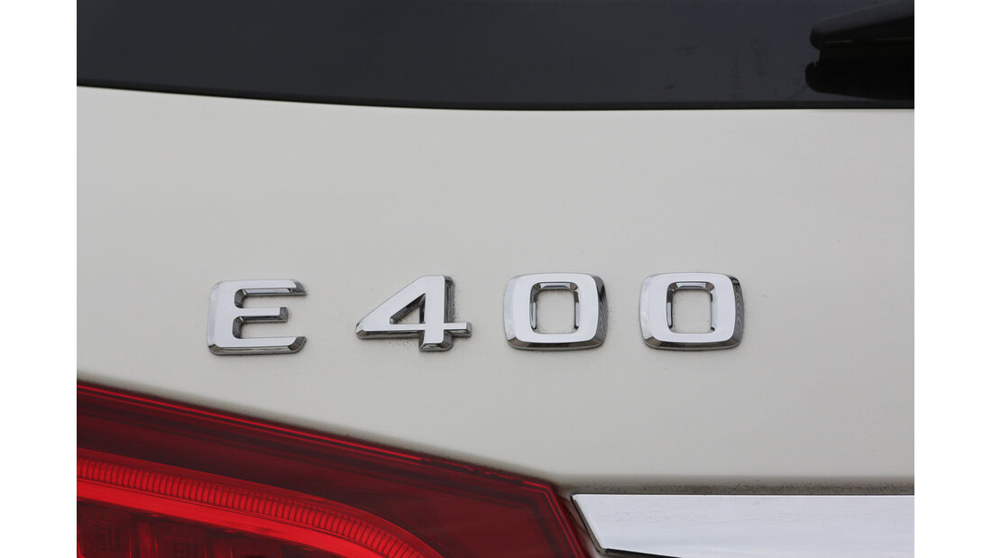 Mercedes E 400 T 4Matic, Typenbezeichnung