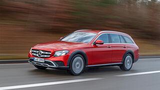 Mercedes E 400 d All-Terrain