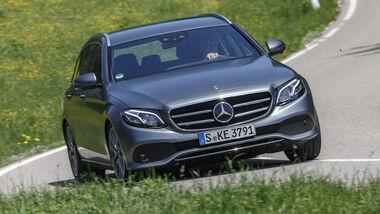 Mercedes E 400 d T, Exterieur