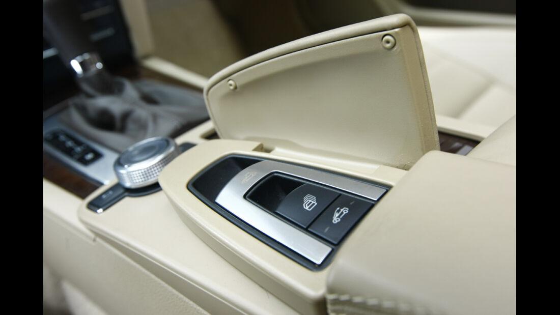 Mercedes E 500 Cabriolet Mittelkonsole