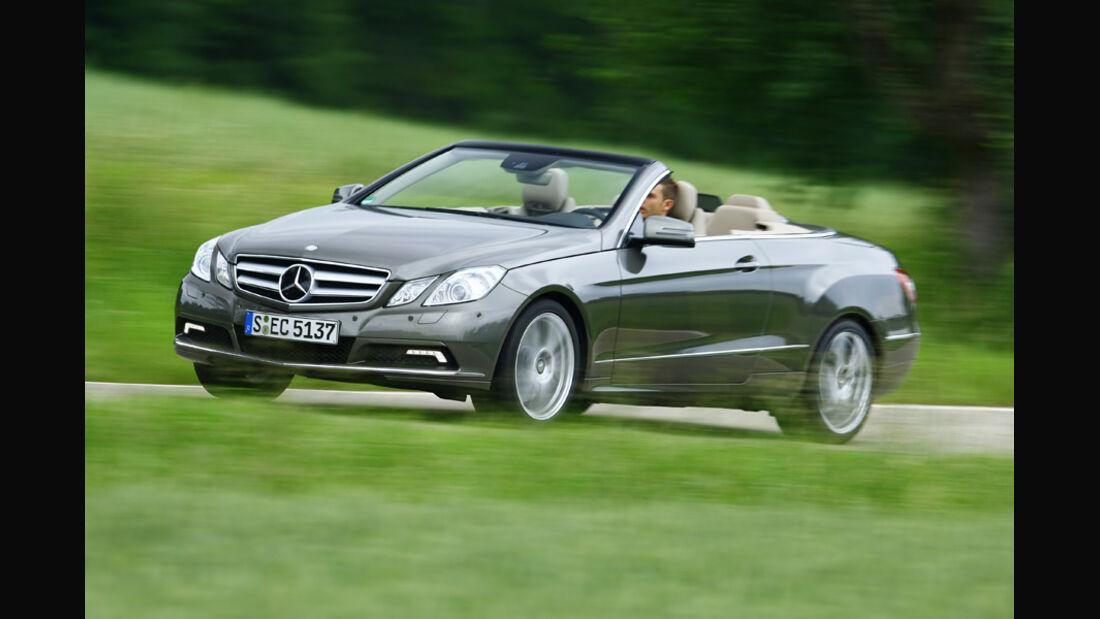 Mercedes E 500 Cabriolet