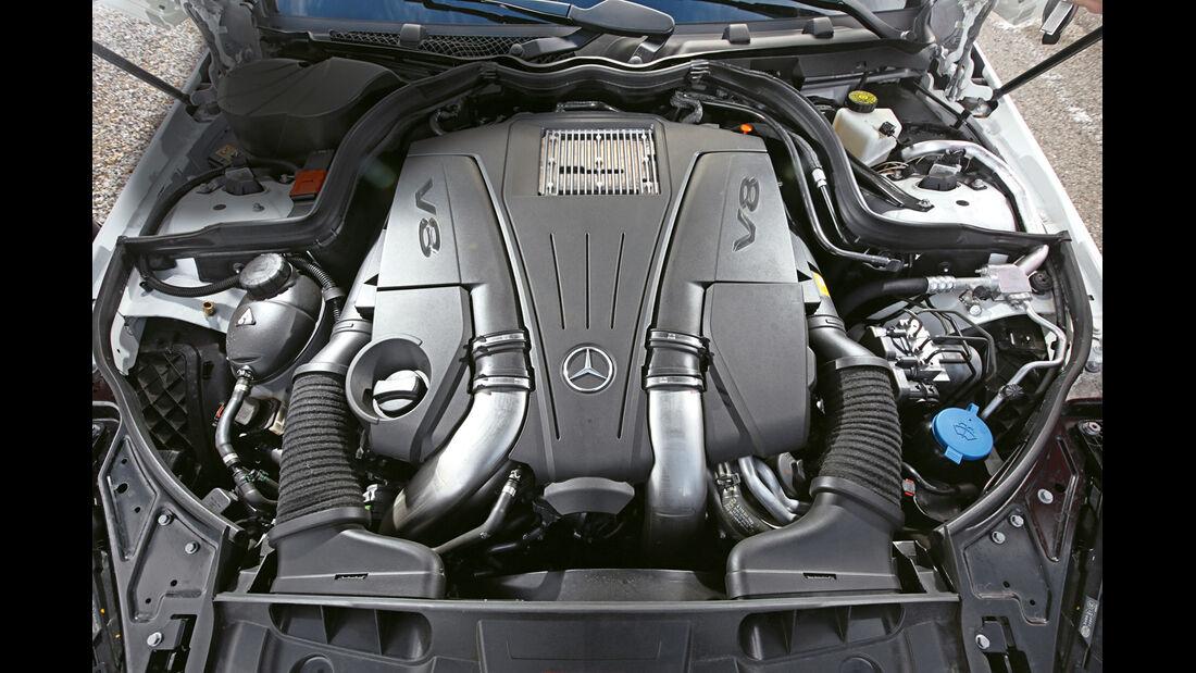Mercedes E 500 Coupé, Motor