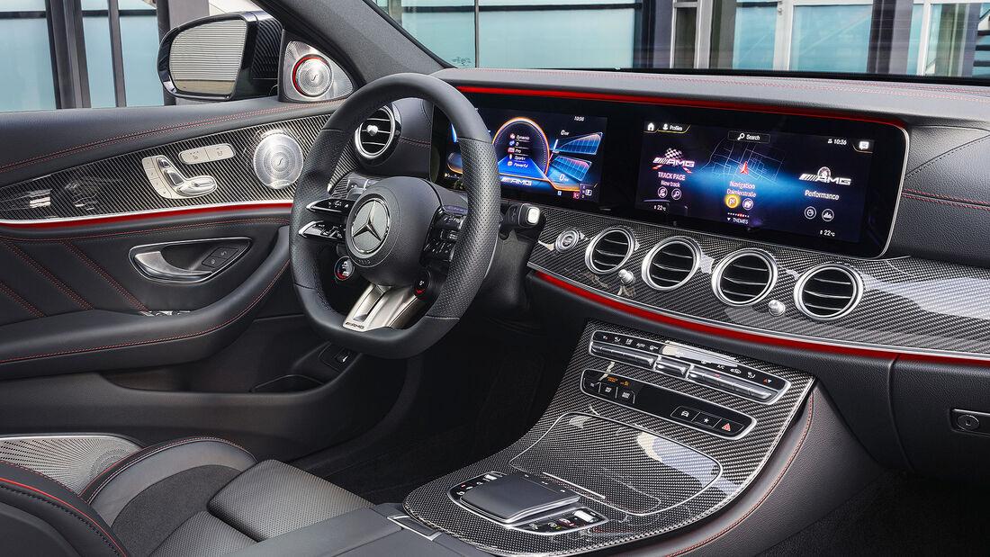 Mercedes E 53 AMG W 213 Facelift
