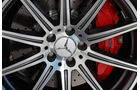 Mercedes E 63 AMG, Felge, Detail