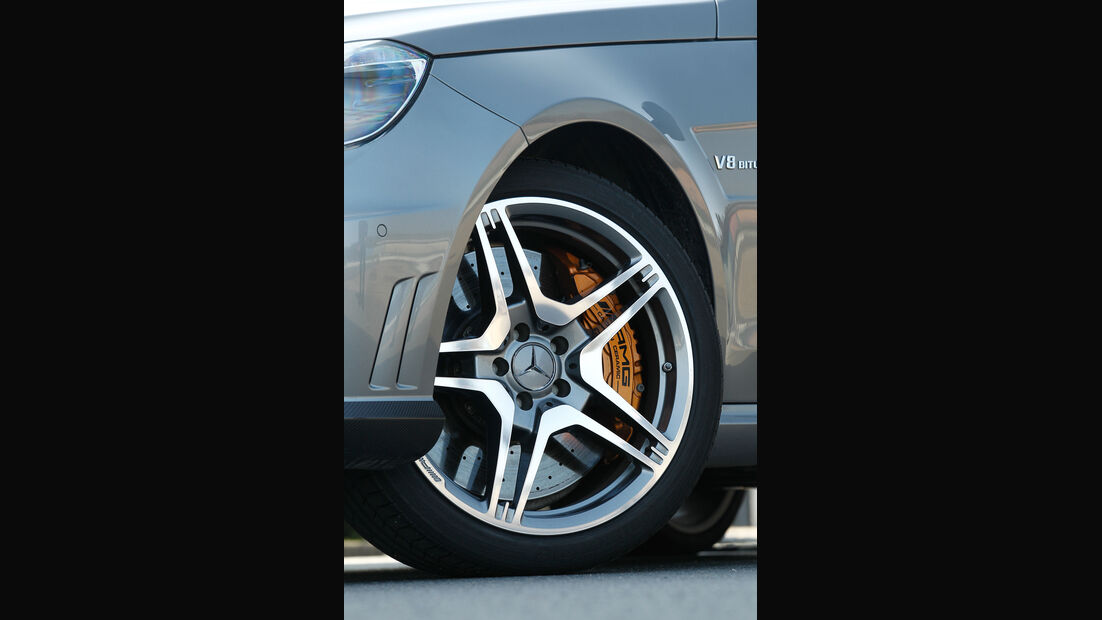 Mercedes E 63 AMG, Rad, Felge