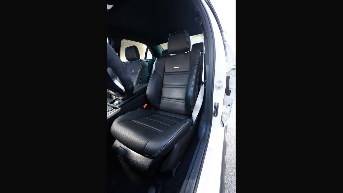 Mercedes E 63 AMG S 4matic, Fahrersitz