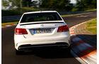 Mercedes E 63 AMG S 4matic, Heckansicht