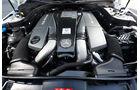 Mercedes E 63 AMG S 4matic, Motor