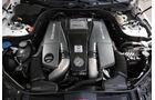 Mercedes E 63 AMG S, Motor