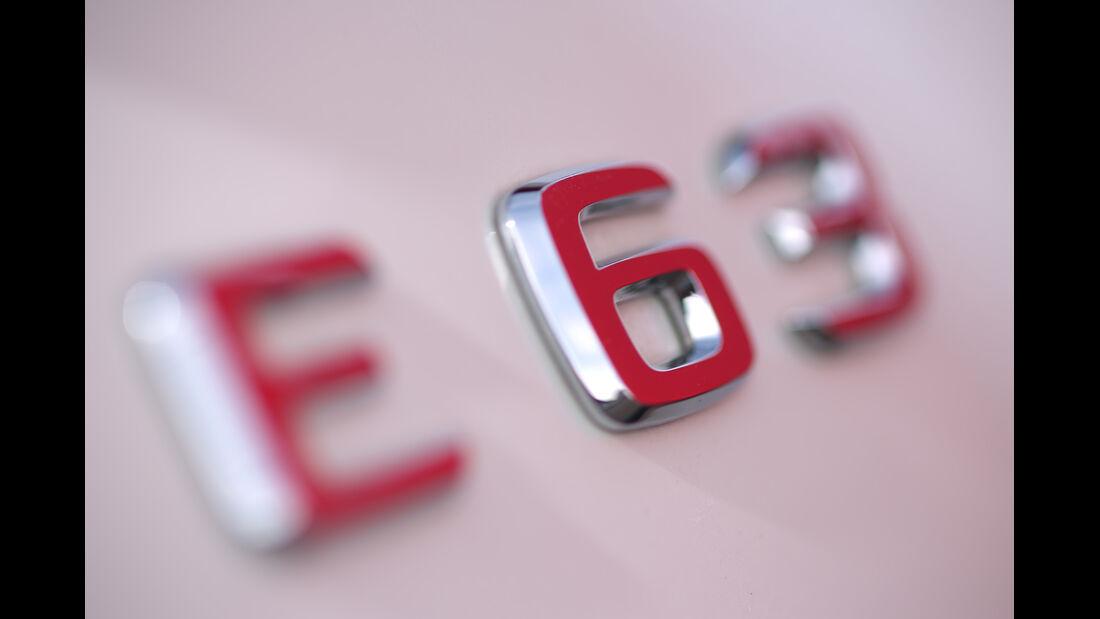 Mercedes E 63 AMG S, Typenbezeichnung
