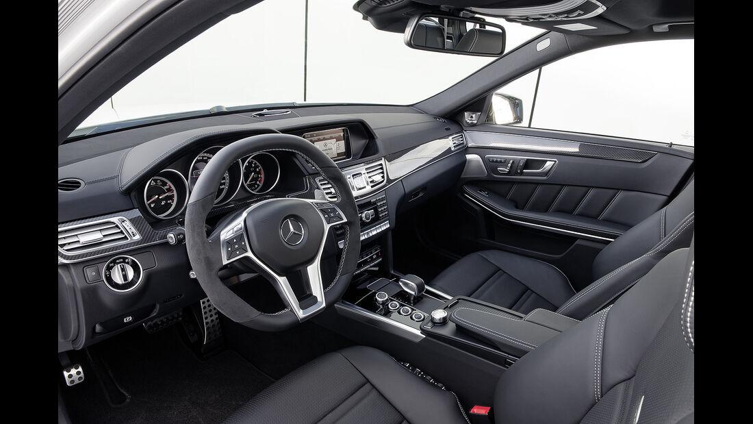Mercedes E 63 AMG T-Modell, Juni 2013