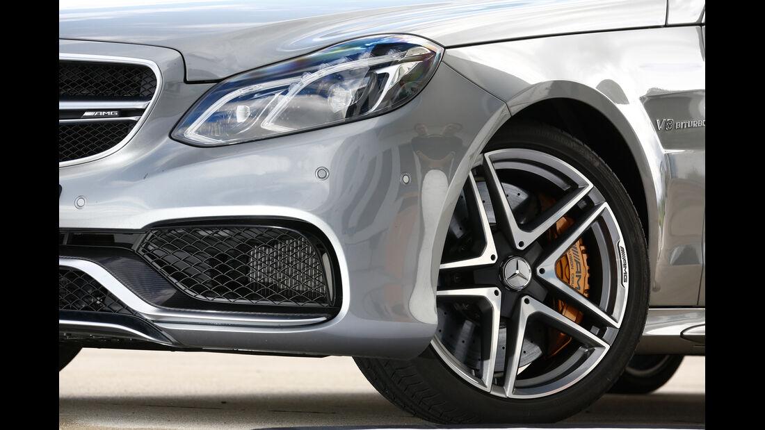 Mercedes E 63 T AMG S 4Matic, Rad, Felge, Bremse