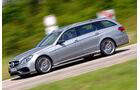 Mercedes E 63 T AMG S 4Matic, Seitenansicht