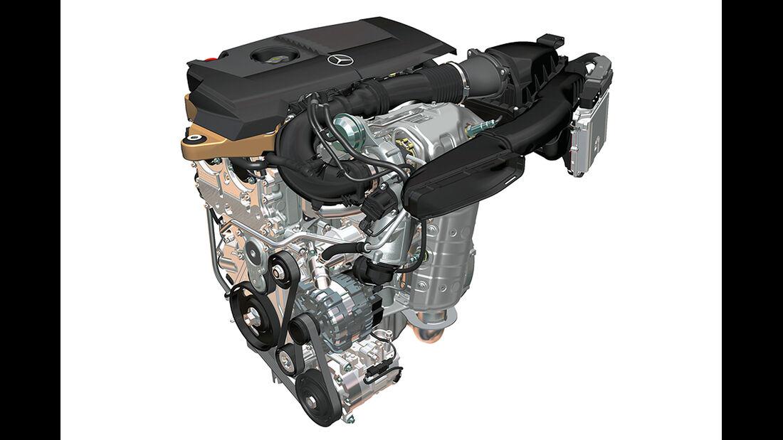 Mercedes E-Klasse 2013, E 200 1,6 Liter