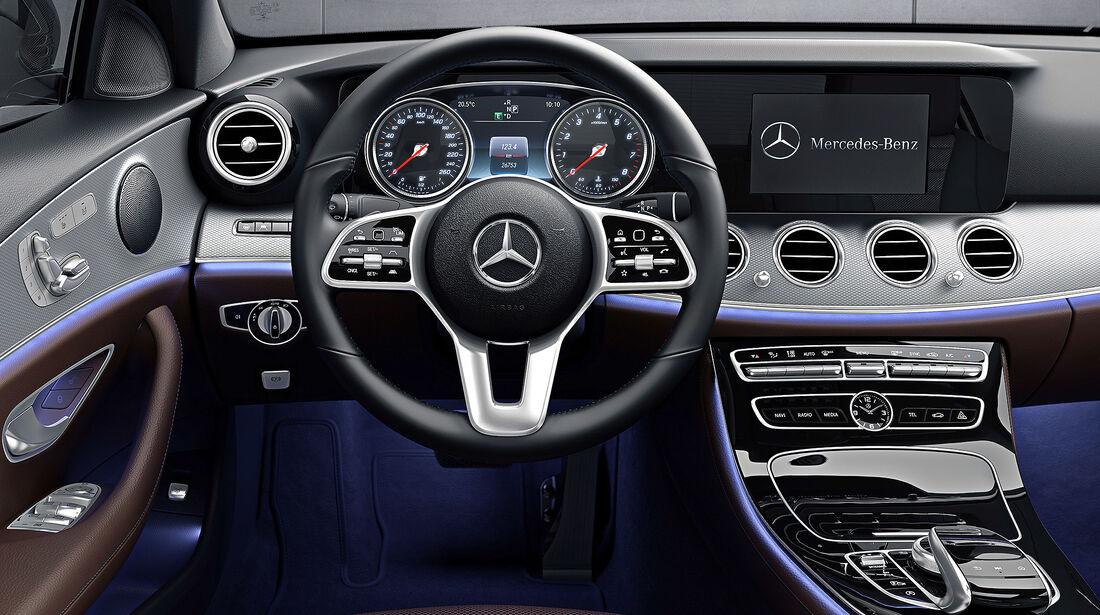 Mercedes E-Klasse (2019)