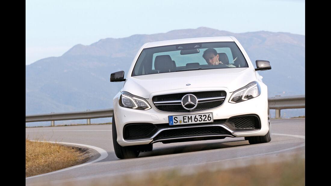 Mercedes E-Klasse, AMG, Frontansicht