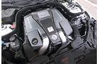 Mercedes E-Klasse, AMG, Motor