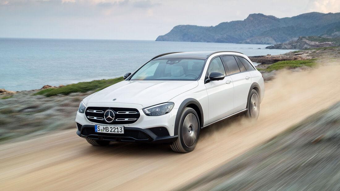 Mercedes E-Klasse All-Terrain Facelift